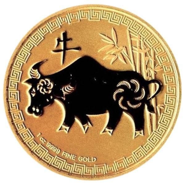 Niue Lunar Gold