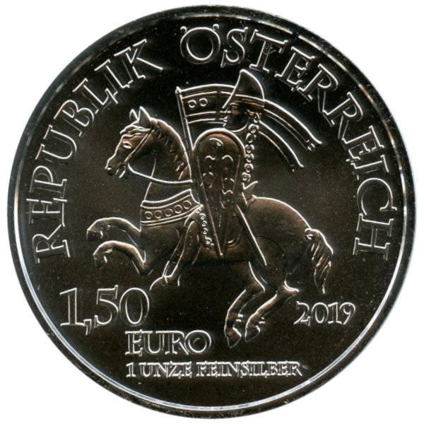 Leopold V - 825 Jahre Münze Wien