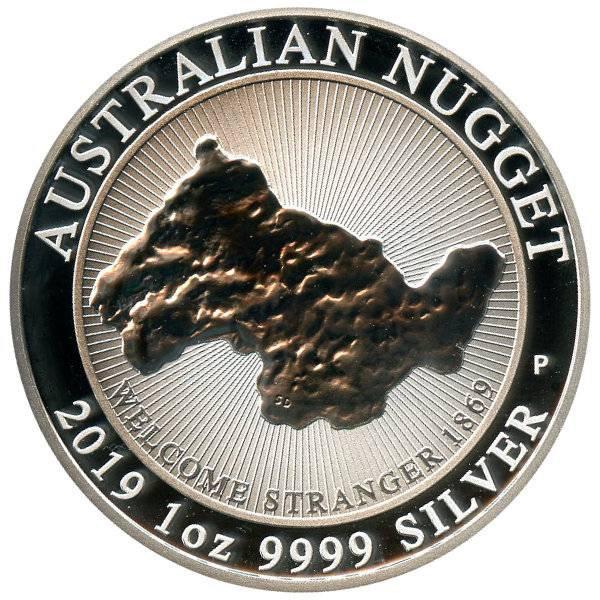 The Australian Nugget - 2019 - Perth Mint